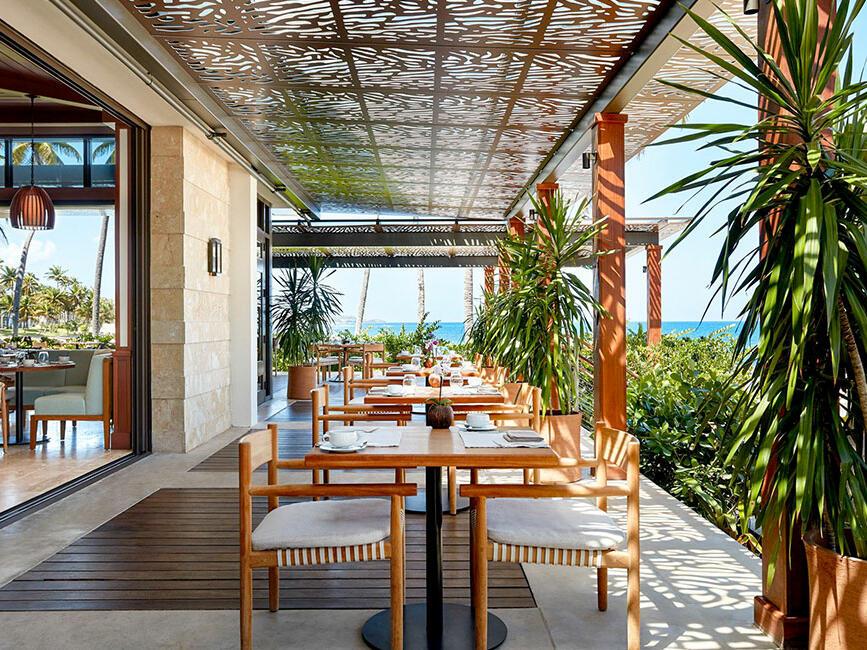 COA Restaurant at Dorado Beach Resort