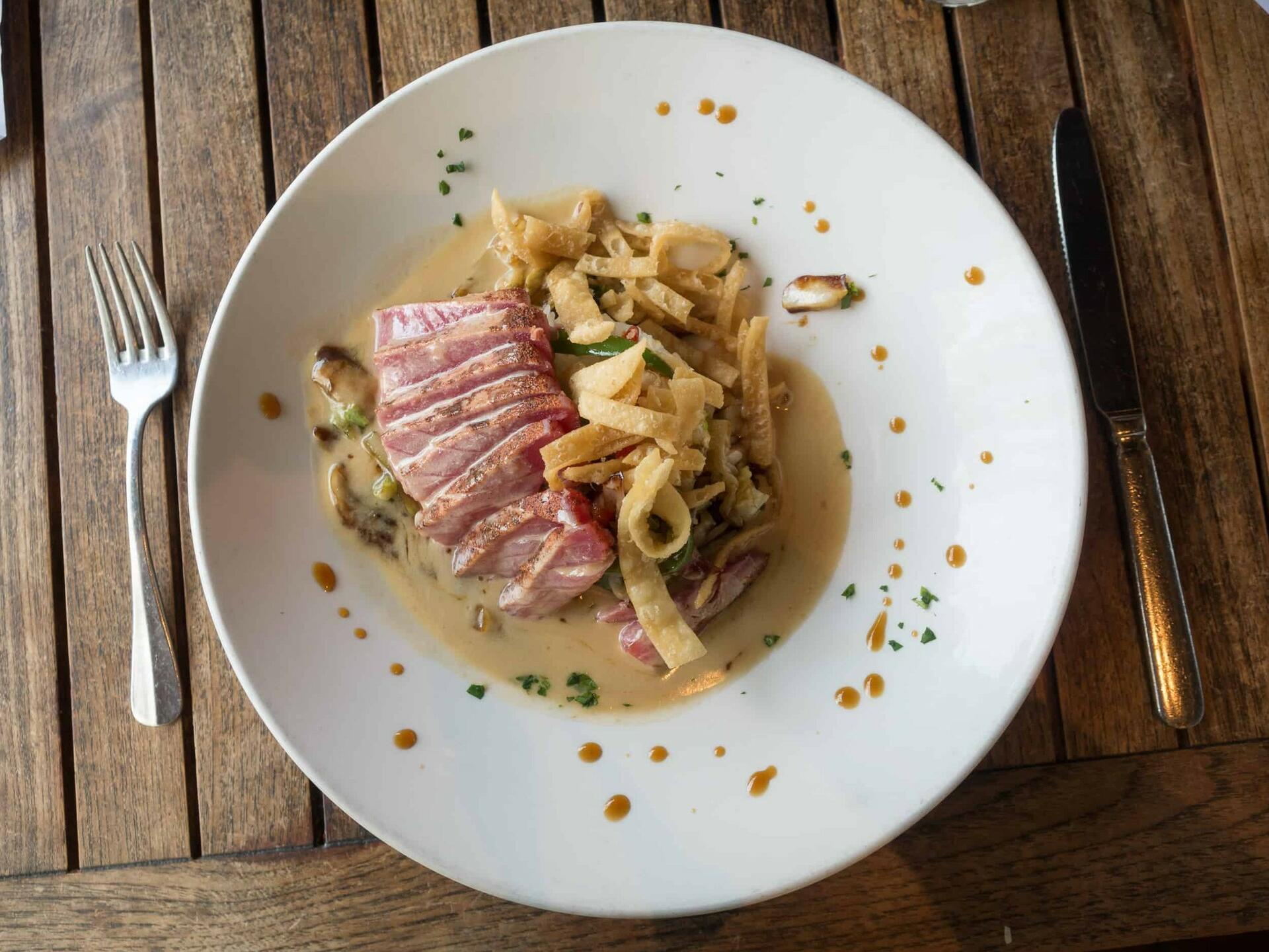 Dining - Brigantine-seafood