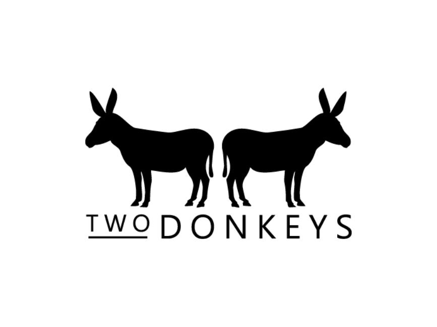 Logo of Two Donkeys