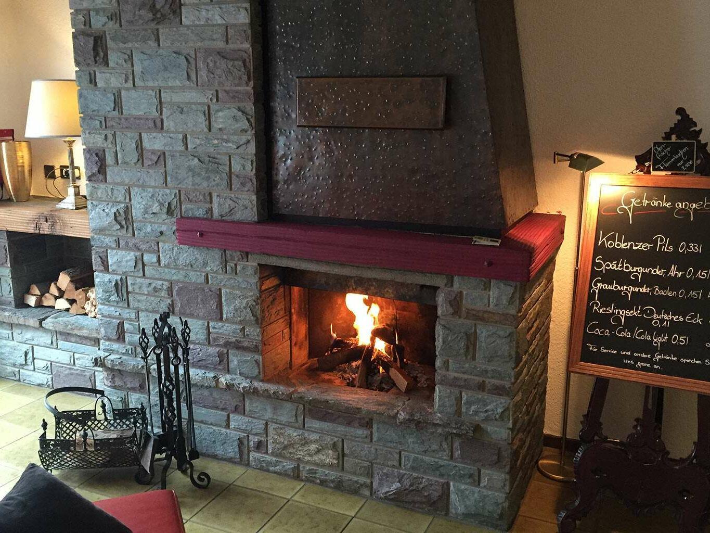 Winter Garden, Fireplace Room & Sun Terrace