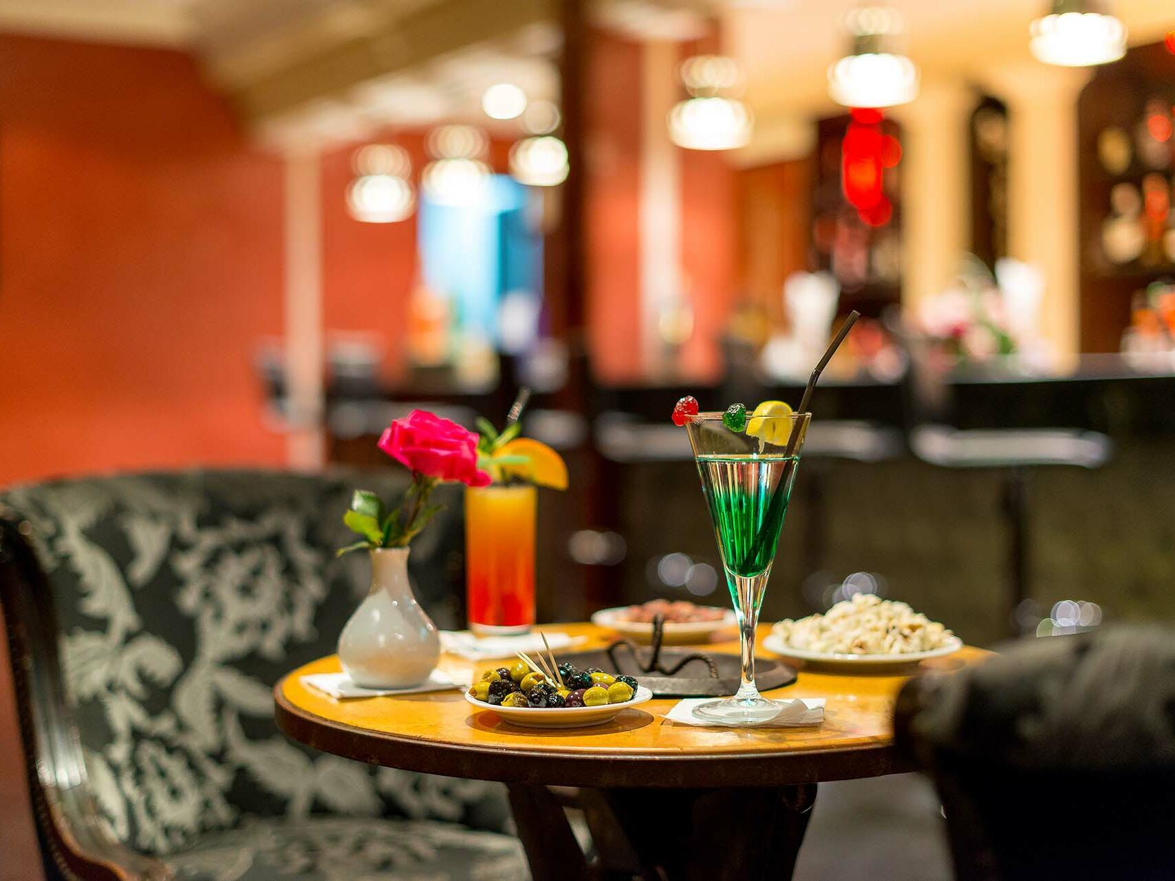 Beverage Table -  Farah Marrakech Hotel