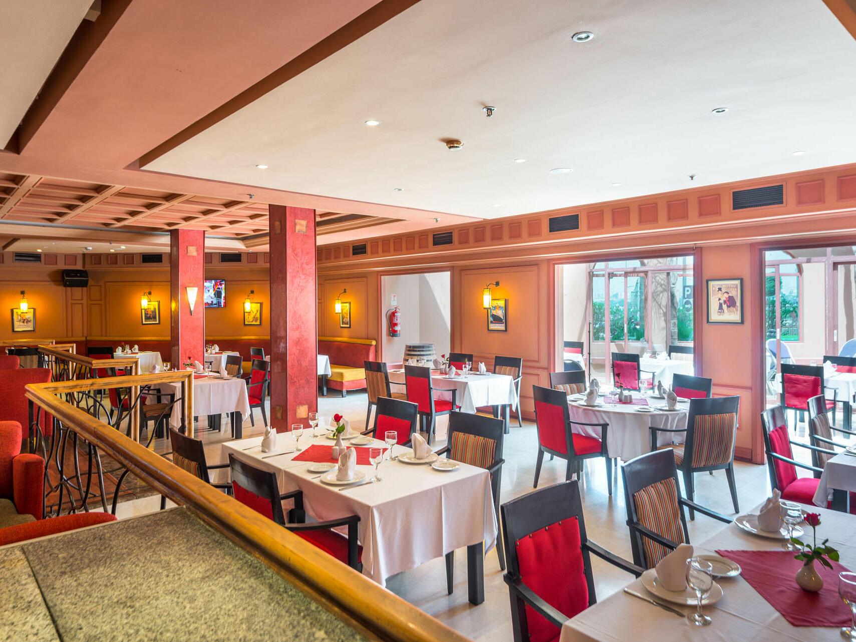 Dining Area -  Farah Rabat Hotel