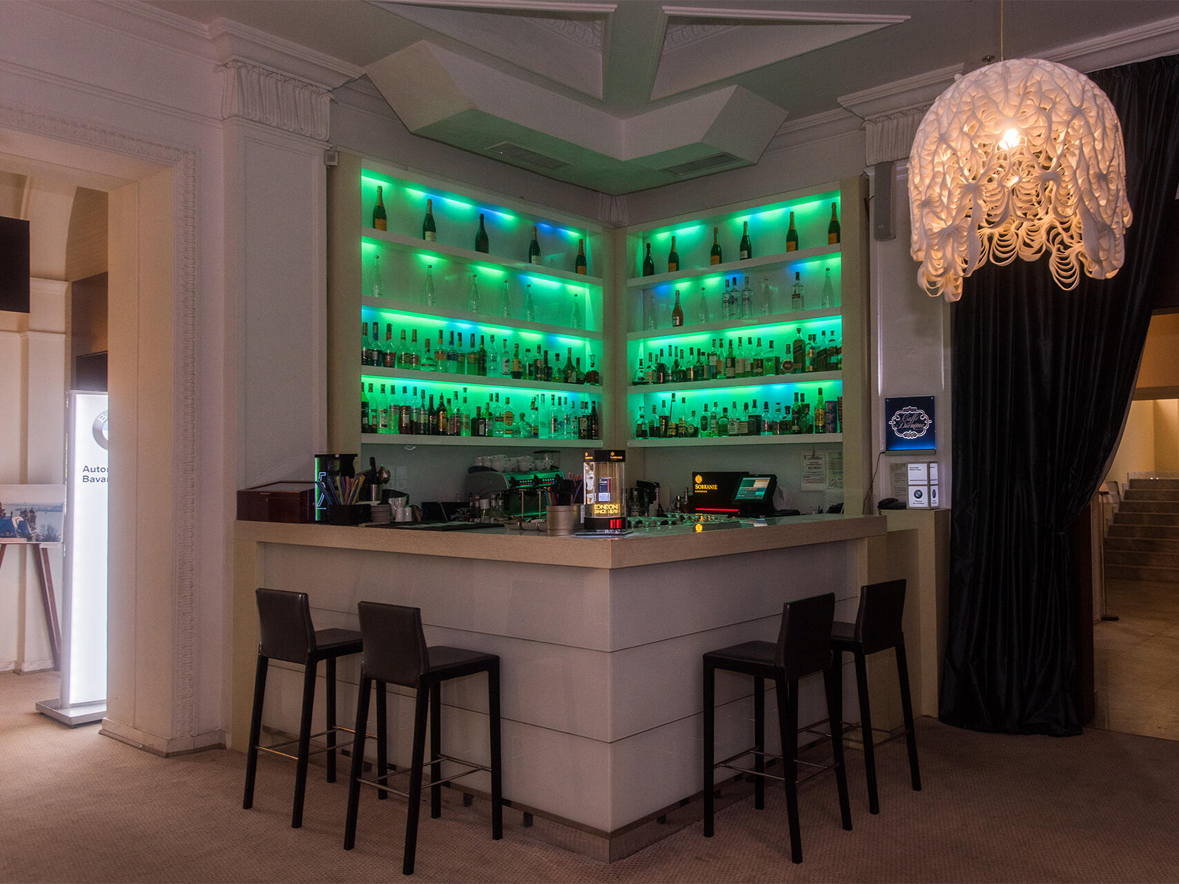 Piano Bar at IAKI Conference & Spa Hotel in Mamaia