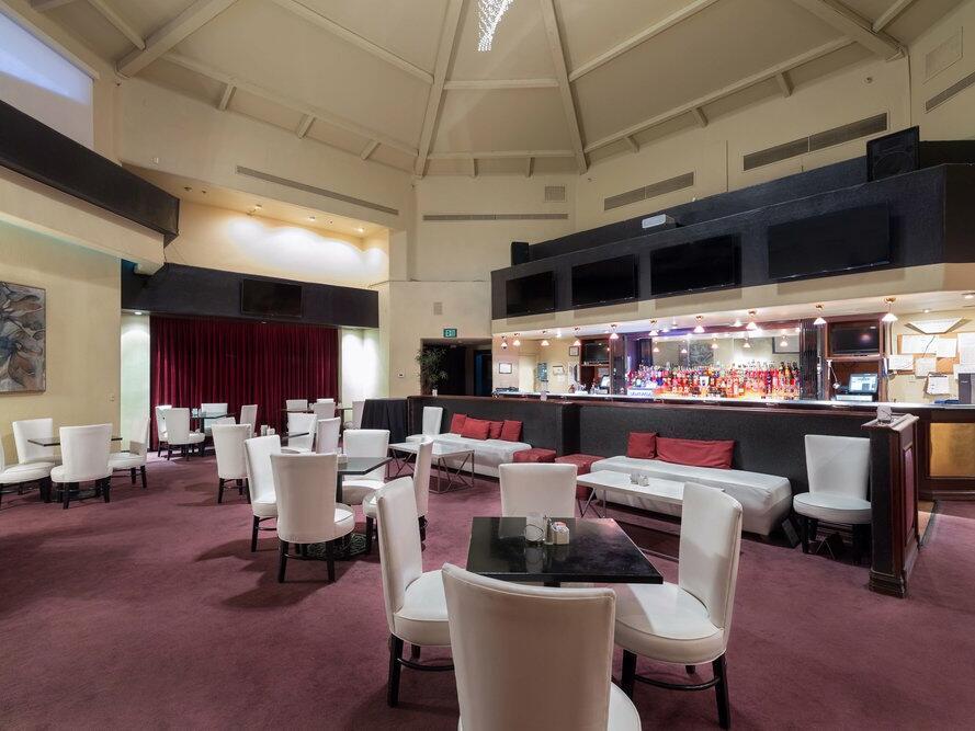 Pegasus Bar at the Alexis Park Resort