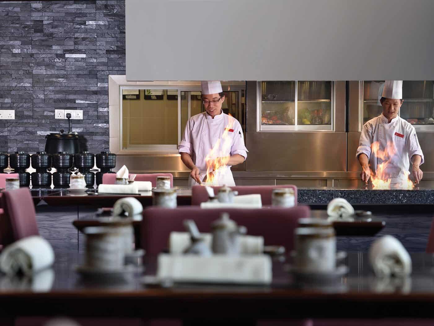 UMI Japanese Restaurant | Chefs SOP - Lexis Hibiscus® Port Dickson