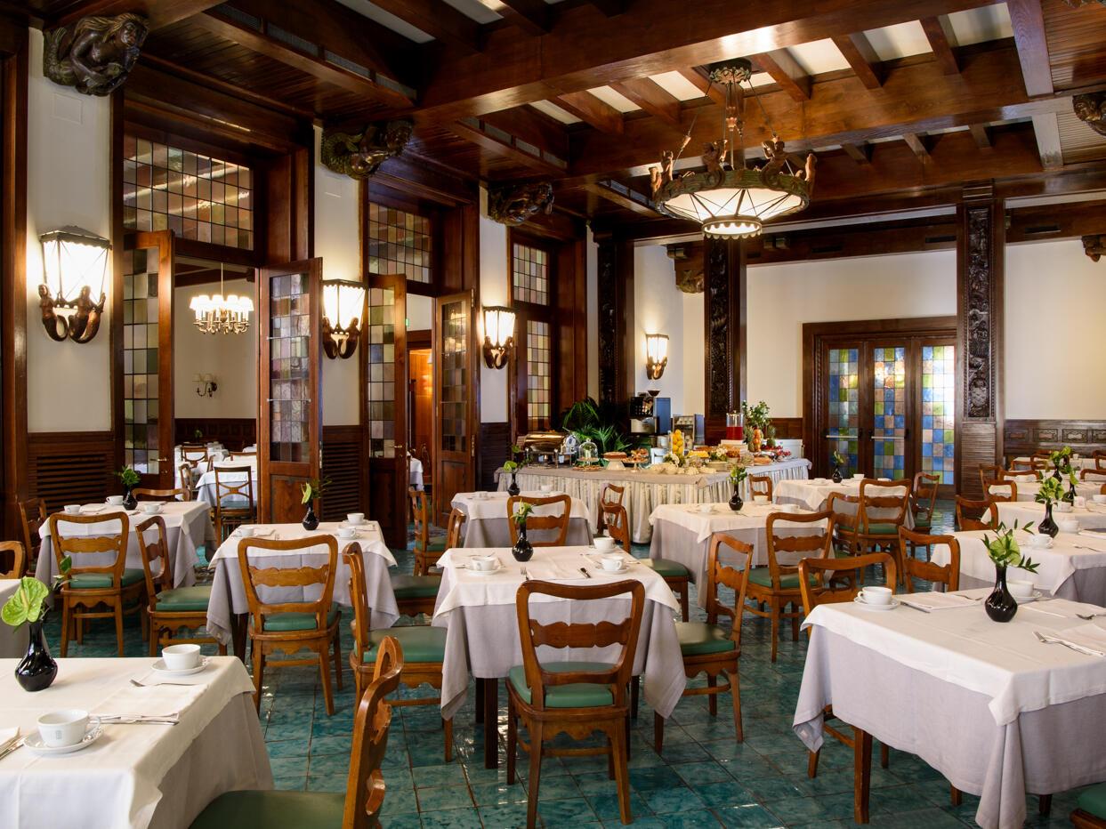 Sala delle Polene Hotel Mediterraneo