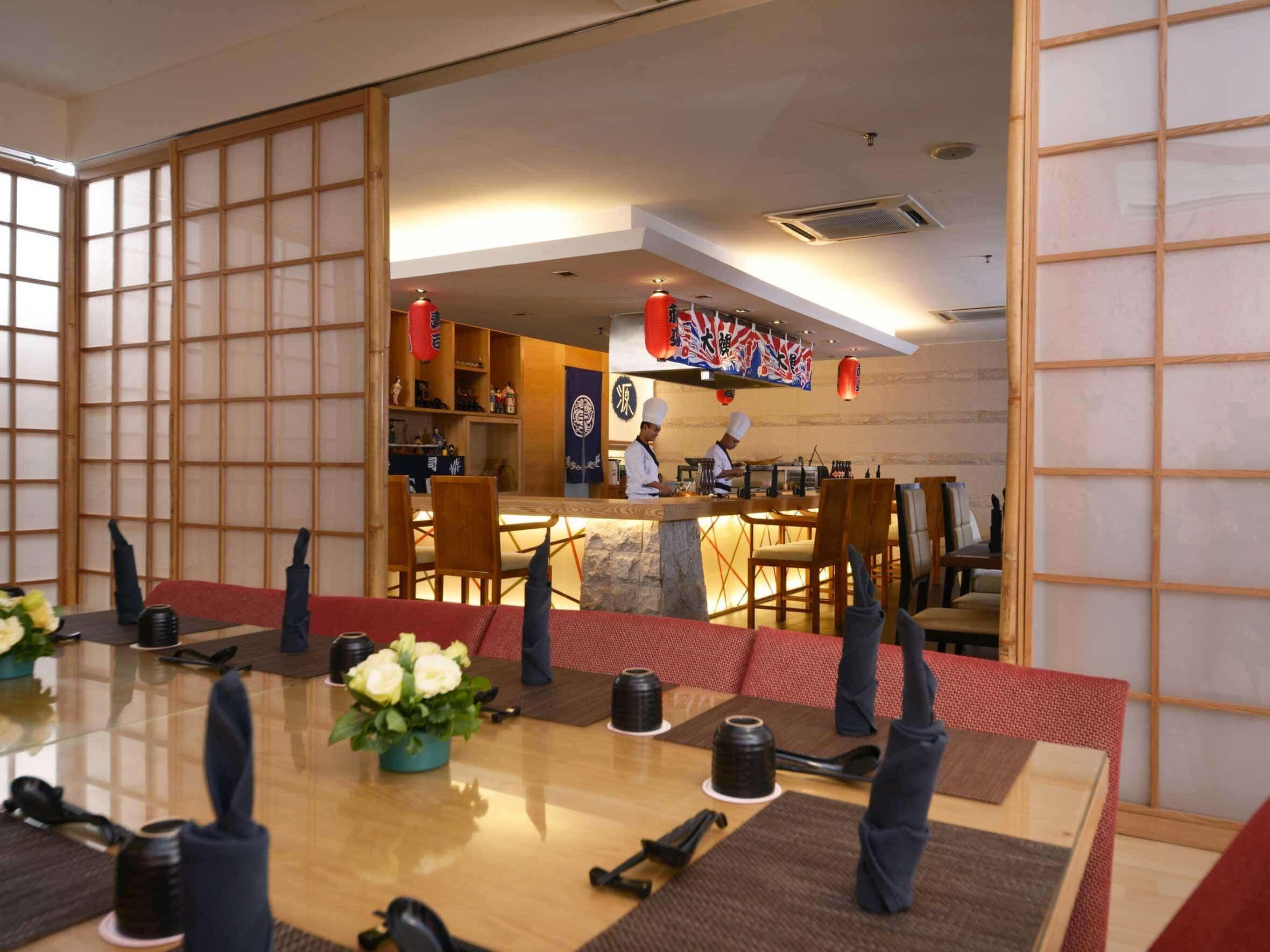 UMI Japanese Restaurant view 1