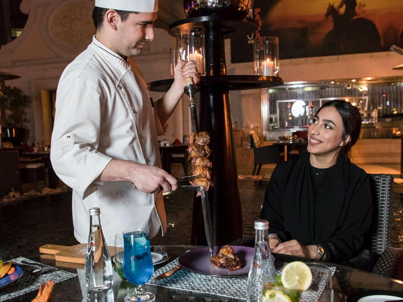 Pampa Grill at Narcissus Hotel & Spa Riyadh