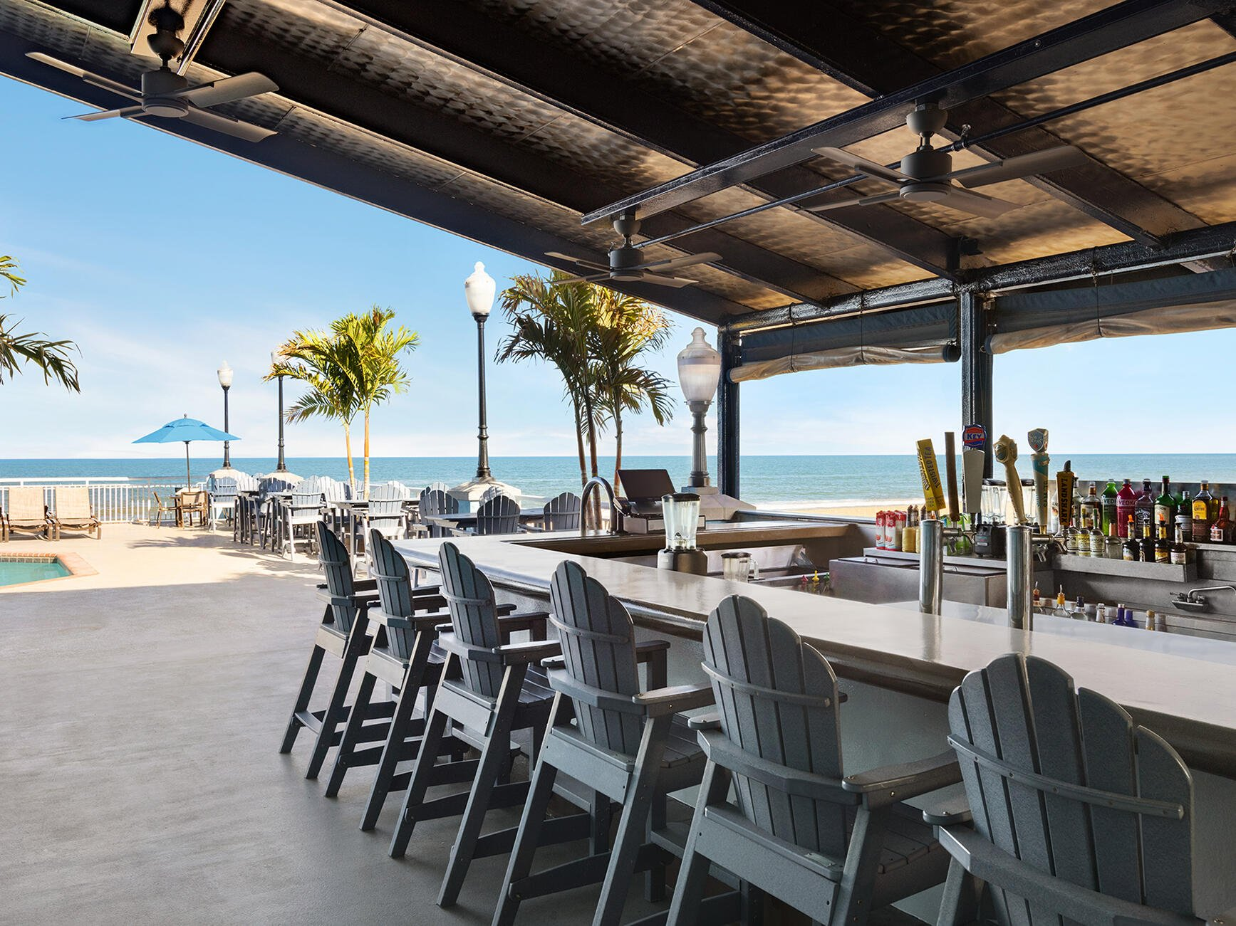 deep end pool bar and grill