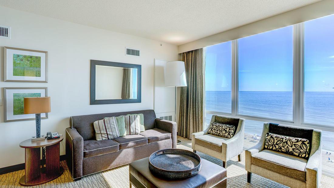 Two Bedroom Suite Oceanfront