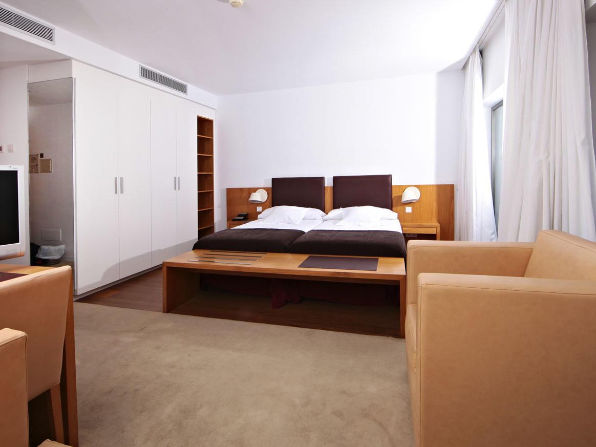 Superior room at Aimia Hotel in Port de Sóller, Majorca