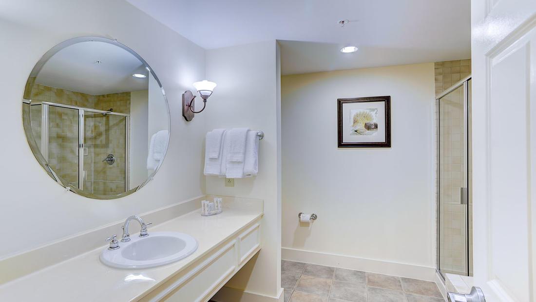 Two Bedroom Suite bathroom
