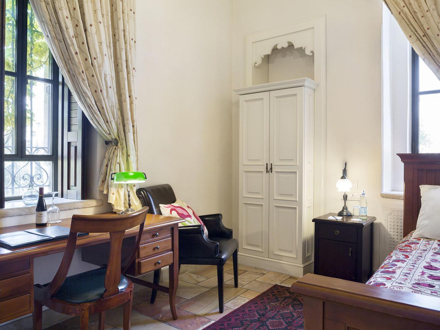 Single Standard Room at American Colony Hotel in Jerusalem