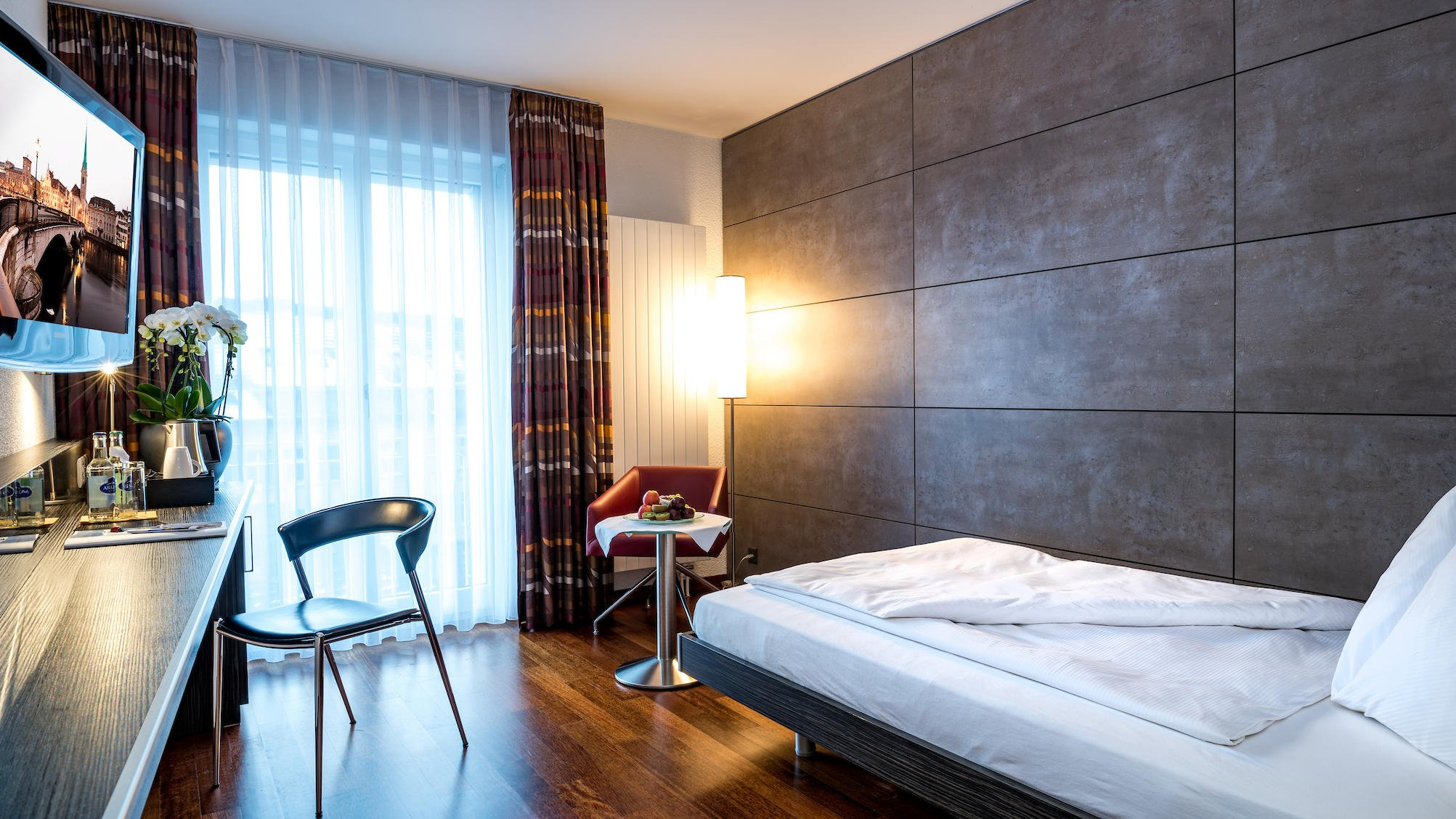 Single Room at Hotel Sternen Oerlikon