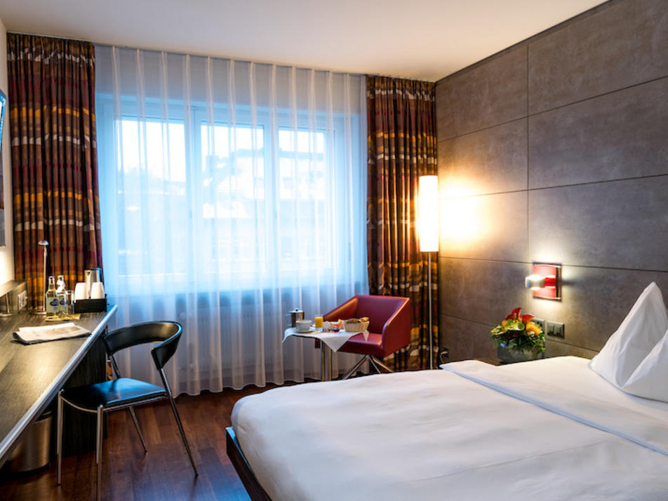 Superior Single Room at Hotel Sternen Oerlikon in Zurich