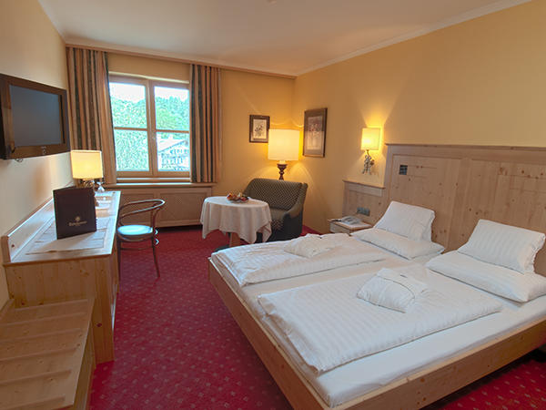Classic Double Room at Tiefenbrunner Hotel in Kitzbühel, Austria