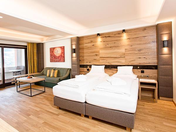 Comfort Deluxe Double Room at Tiefenbrunner Hotel in Kitzbühel, Austria