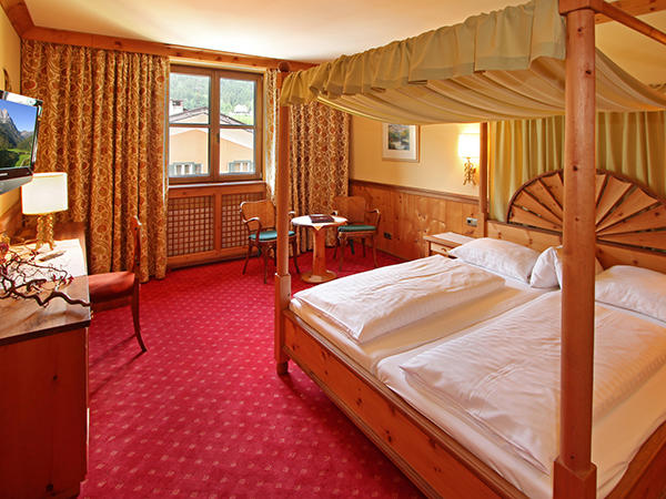 Family Vital Suite at Tiefenbrunner Hotel in Kitzbühel, Austria