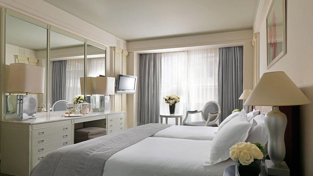 Superior Rooms NJV Athens Plaza
