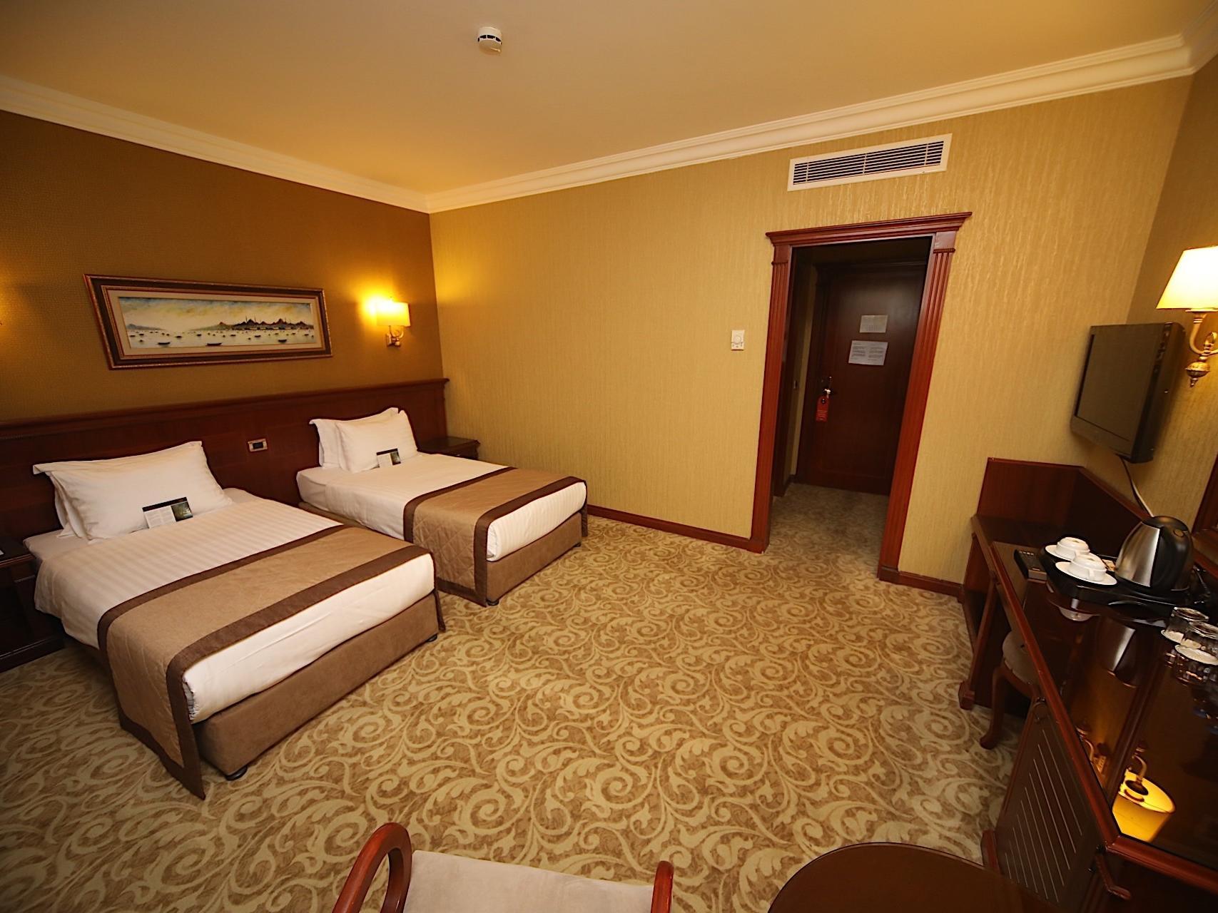 Standart Oda Bilek Istanbul Hotel