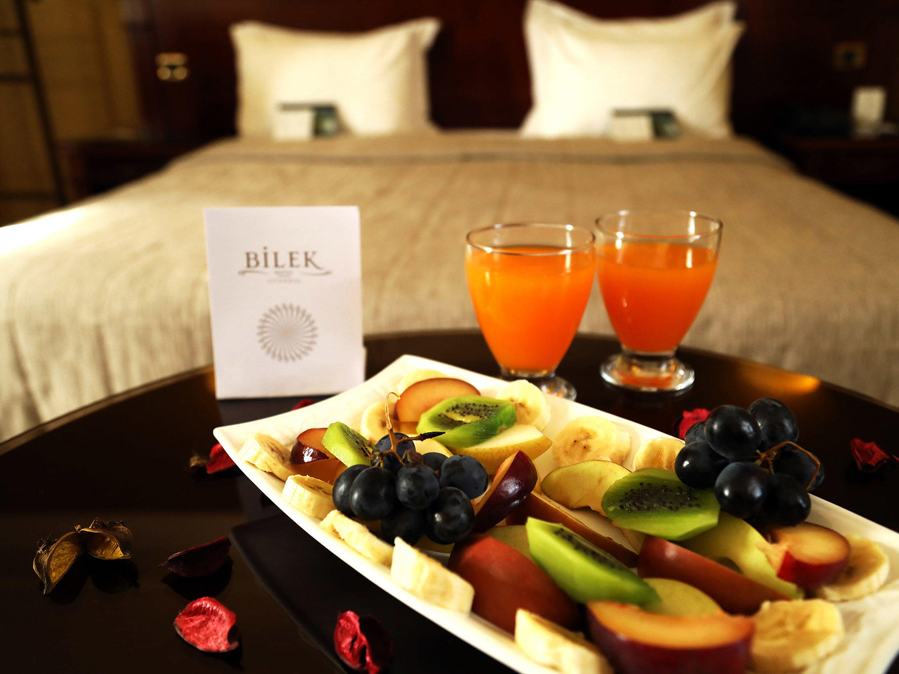 Grand Suite at Bilek Istanbul Hotel