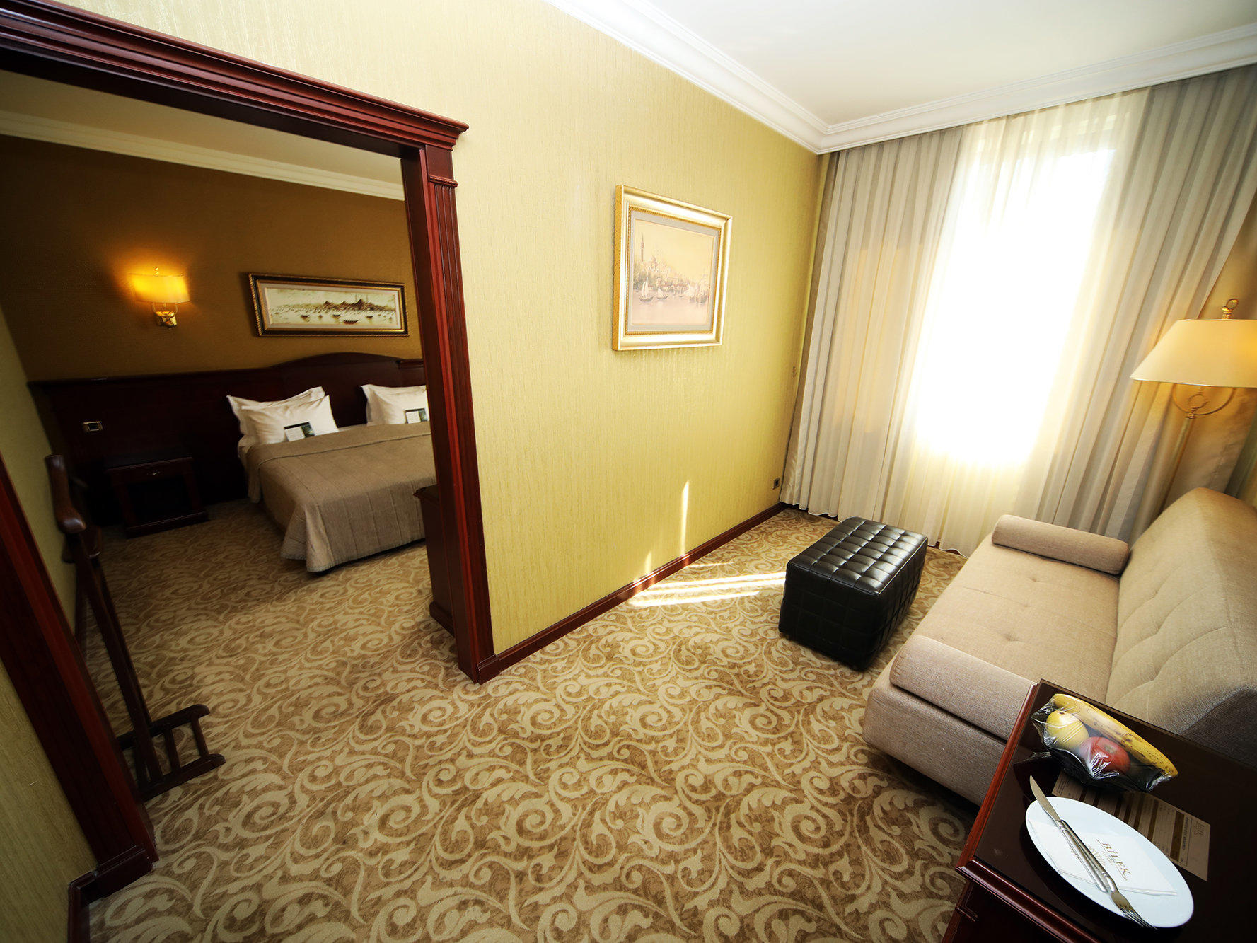 Junior Suite Oda Bilek Istanbul Hotel