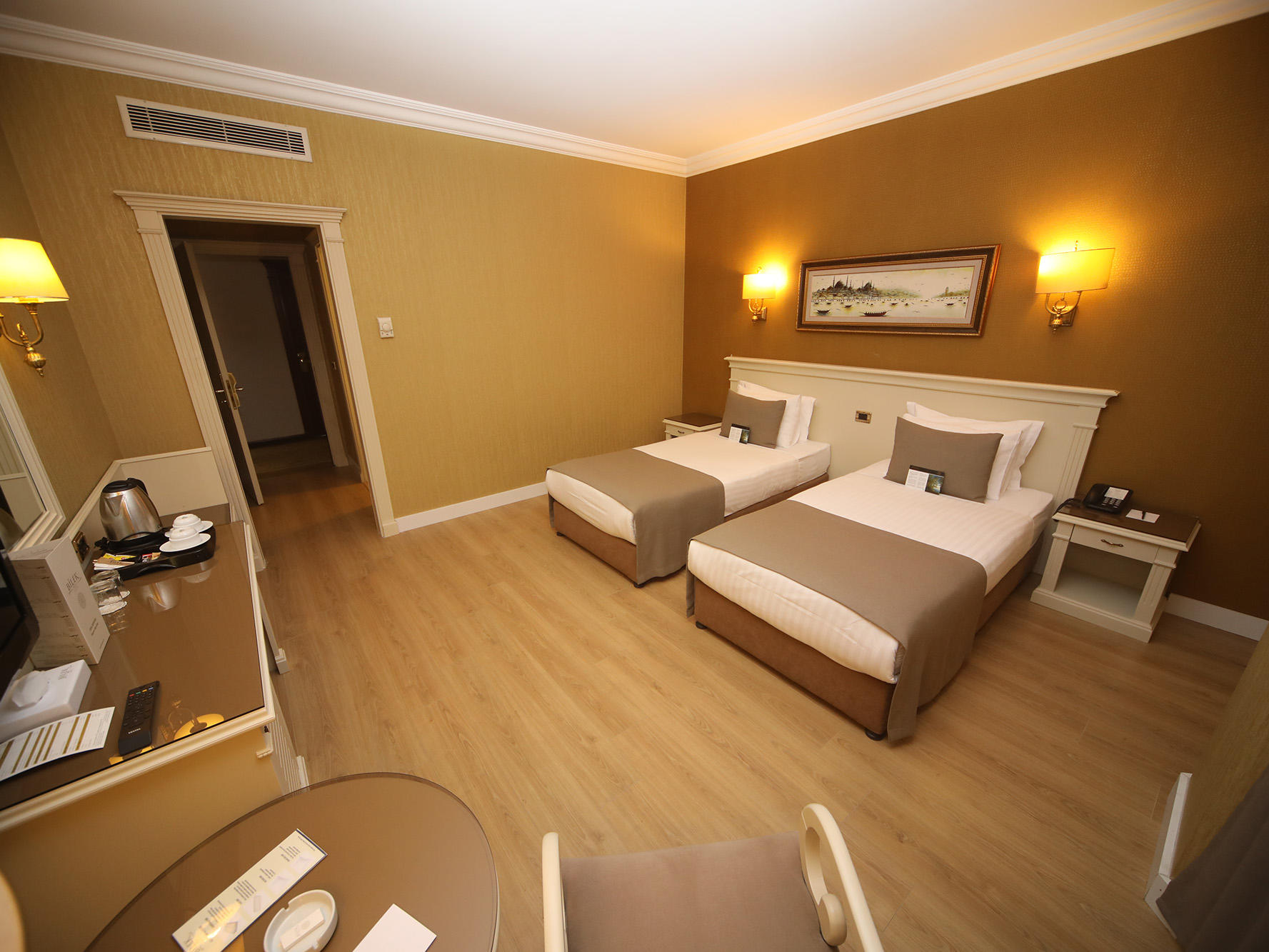 Superior Room at Bilek Istanbul Hotel