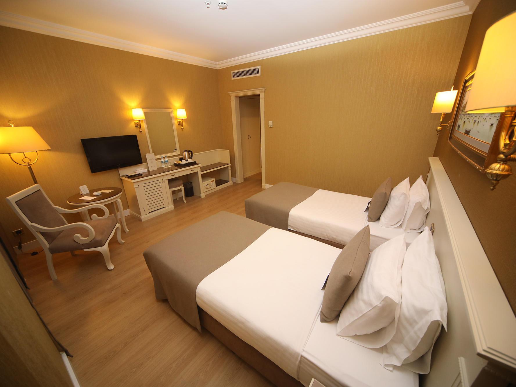 Superior Oda Bilek Istanbul Hotel
