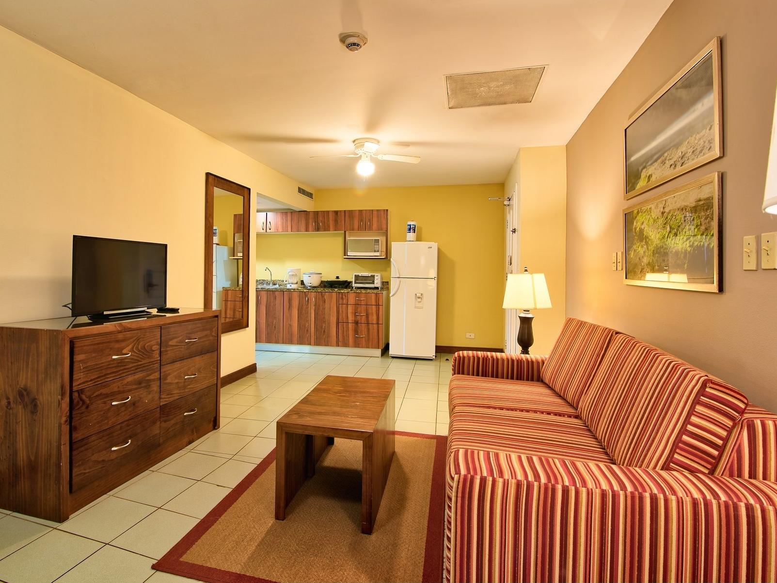 Royal family penthouse with all living facilities at Fiesta Resort