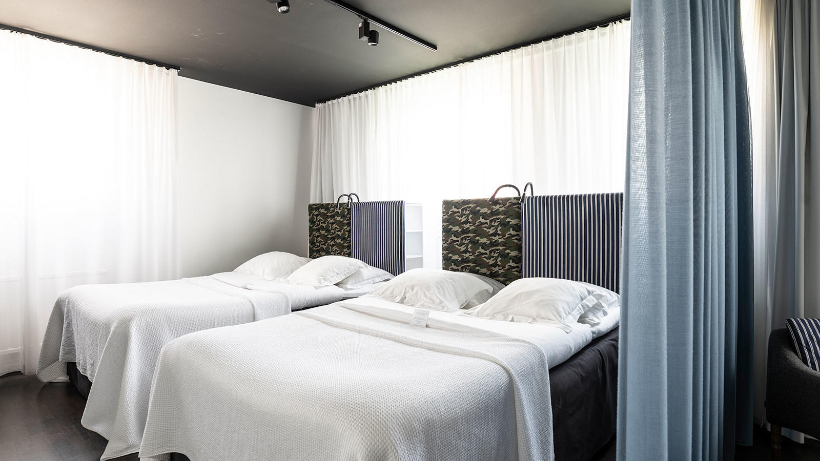 Extra Large Twin Room at Hotel Flora in Gothenburg, Sweden
