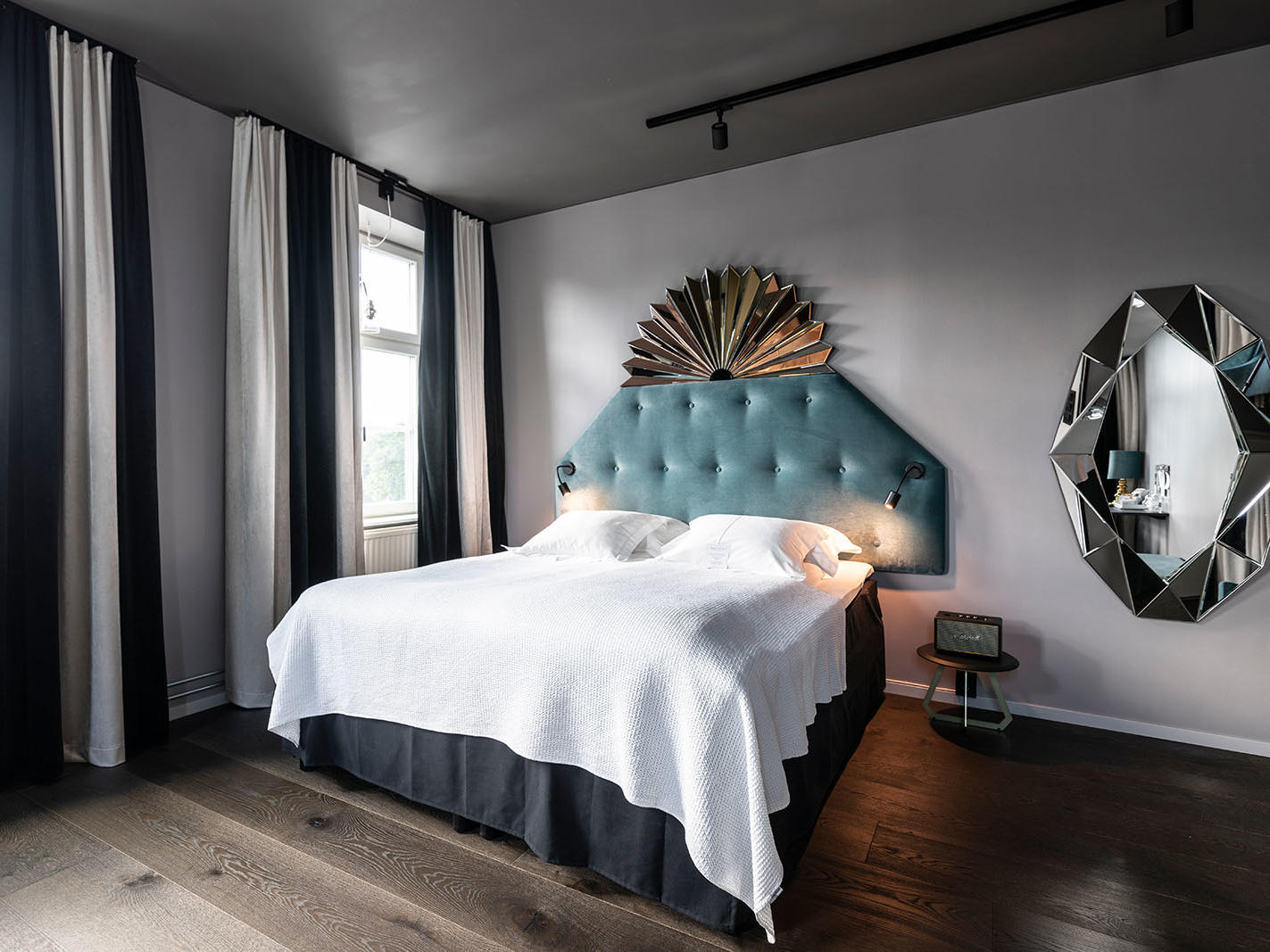 Large Room at Hotel Flora in Gothenburg, Sweden
