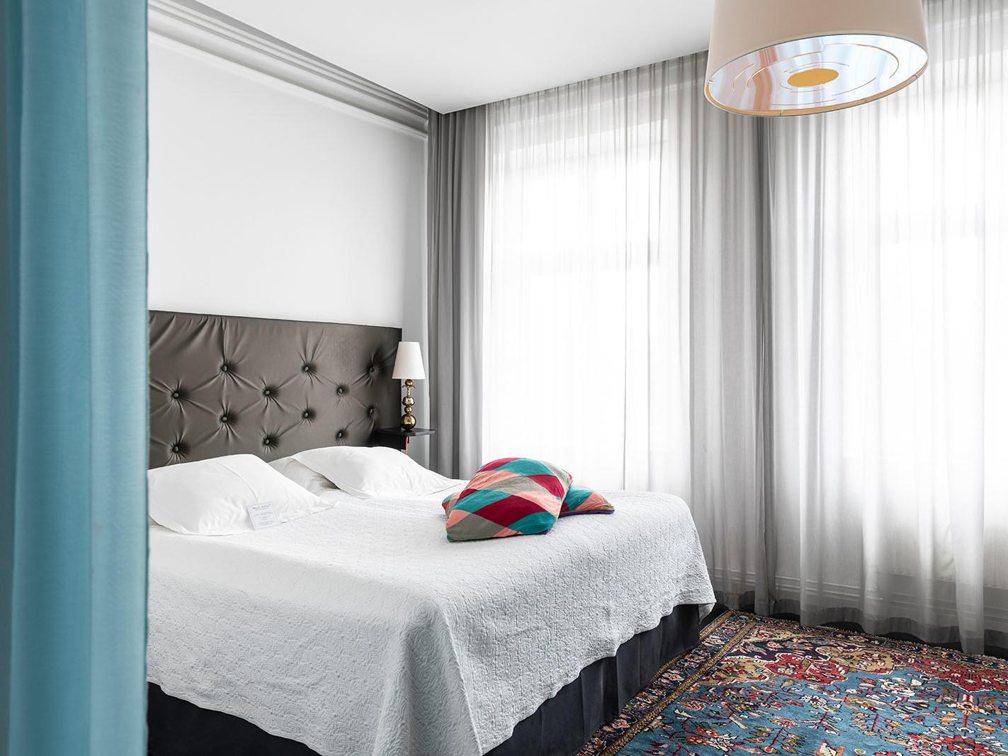 Medium Room at Hotel Flora in Gothenburg, Sweden