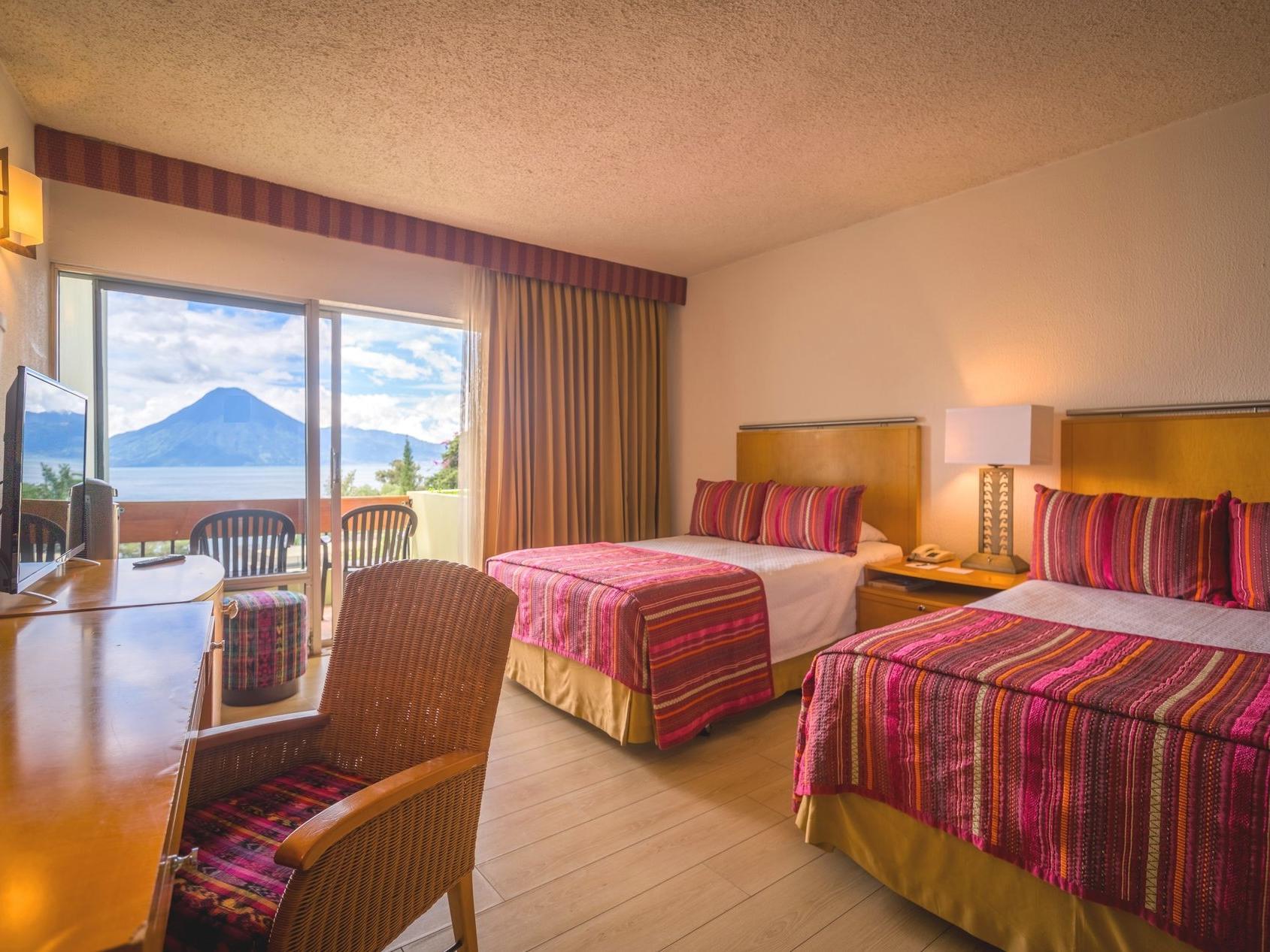 Porta Hotel Del Lago – Boutique Hotel in Panajachel Guatemala