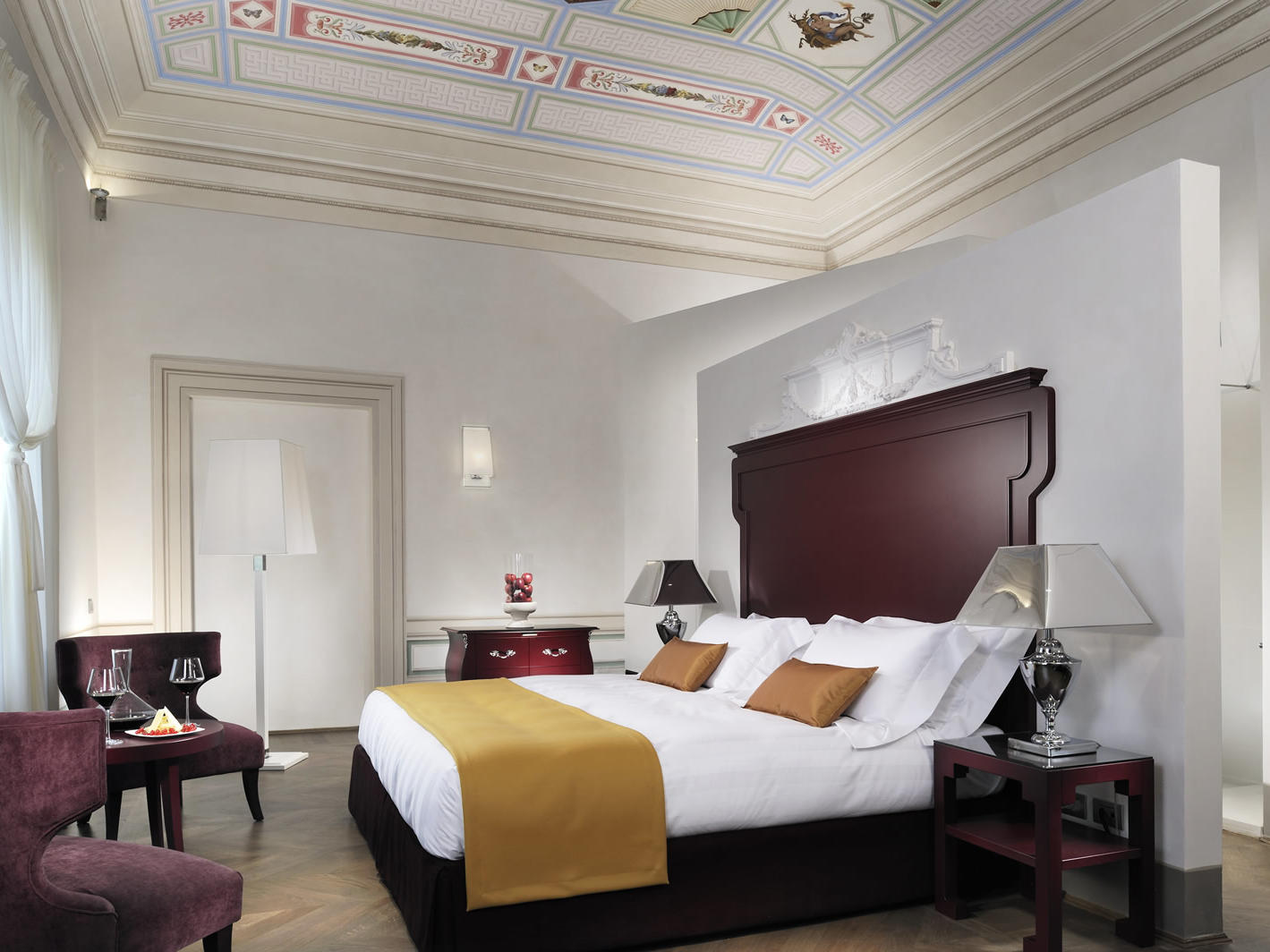 Junior Suite | Villa Le Maschere