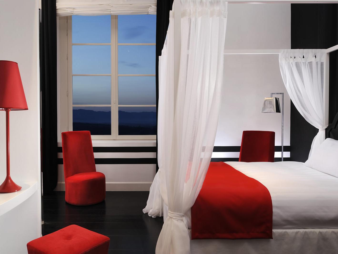Suite Villa Maschere Penthouse | Villa Le Maschere