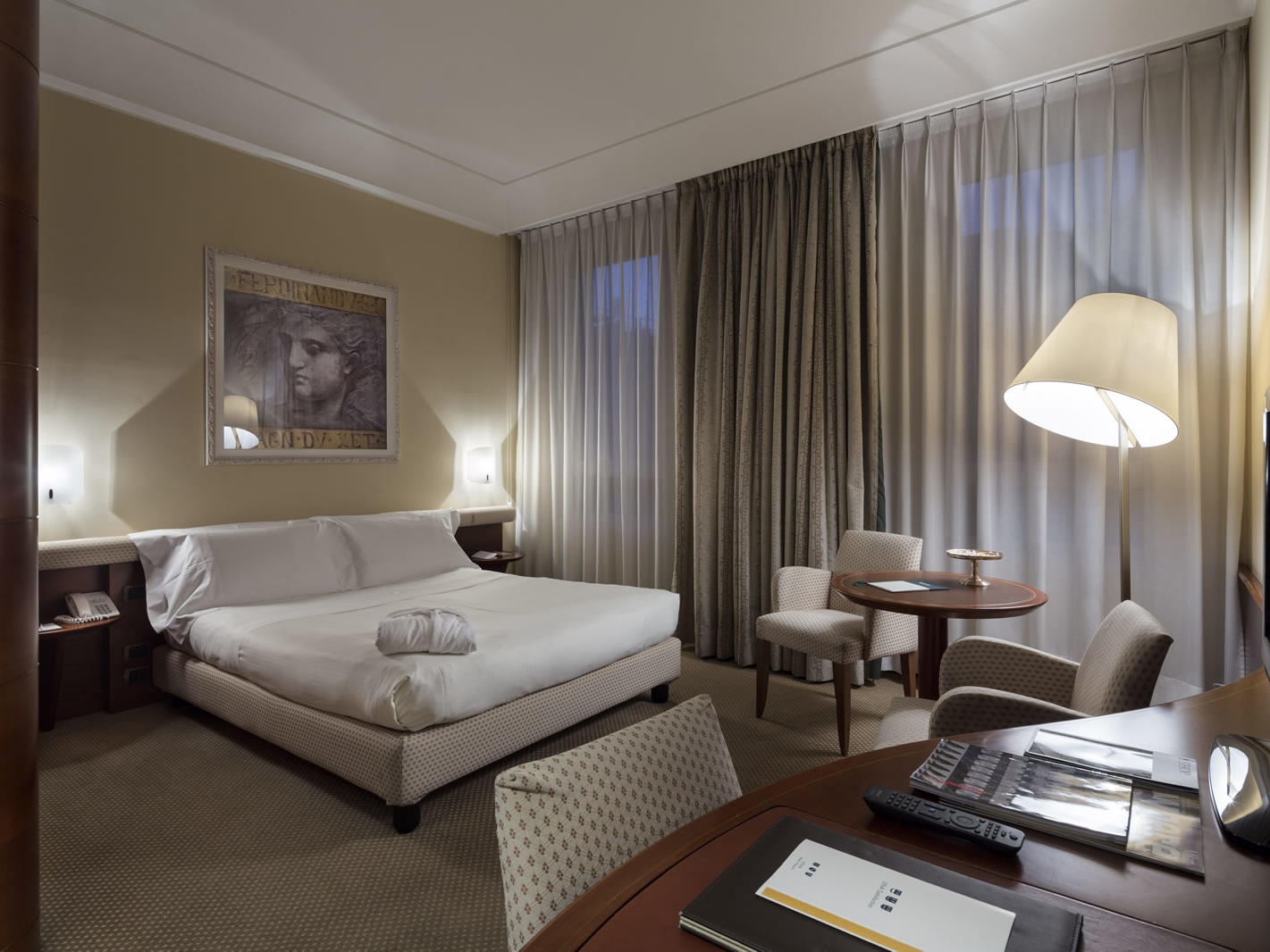 Executive Room | Cusani Milano