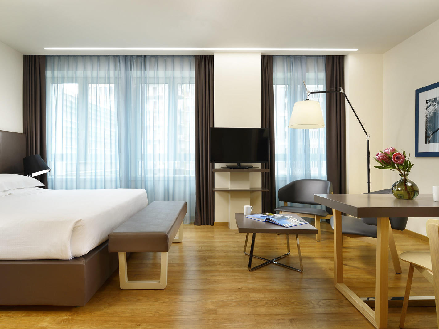 Junior Suite Classic | Century Milano