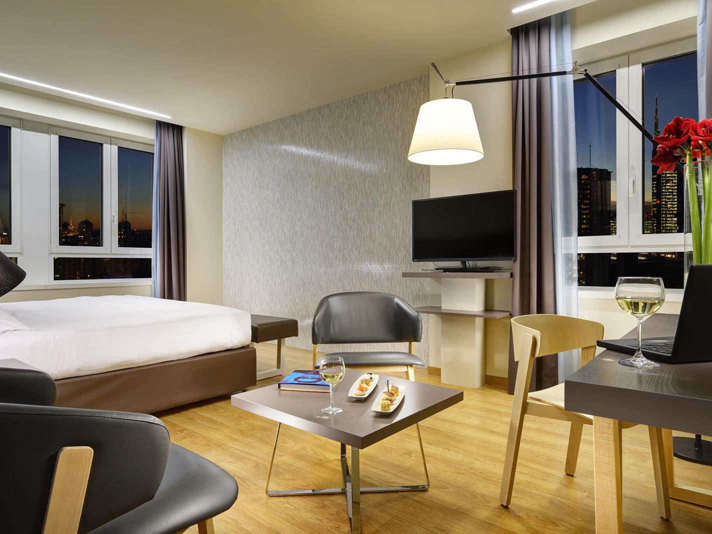 Junior Suite Superior | Century Milano