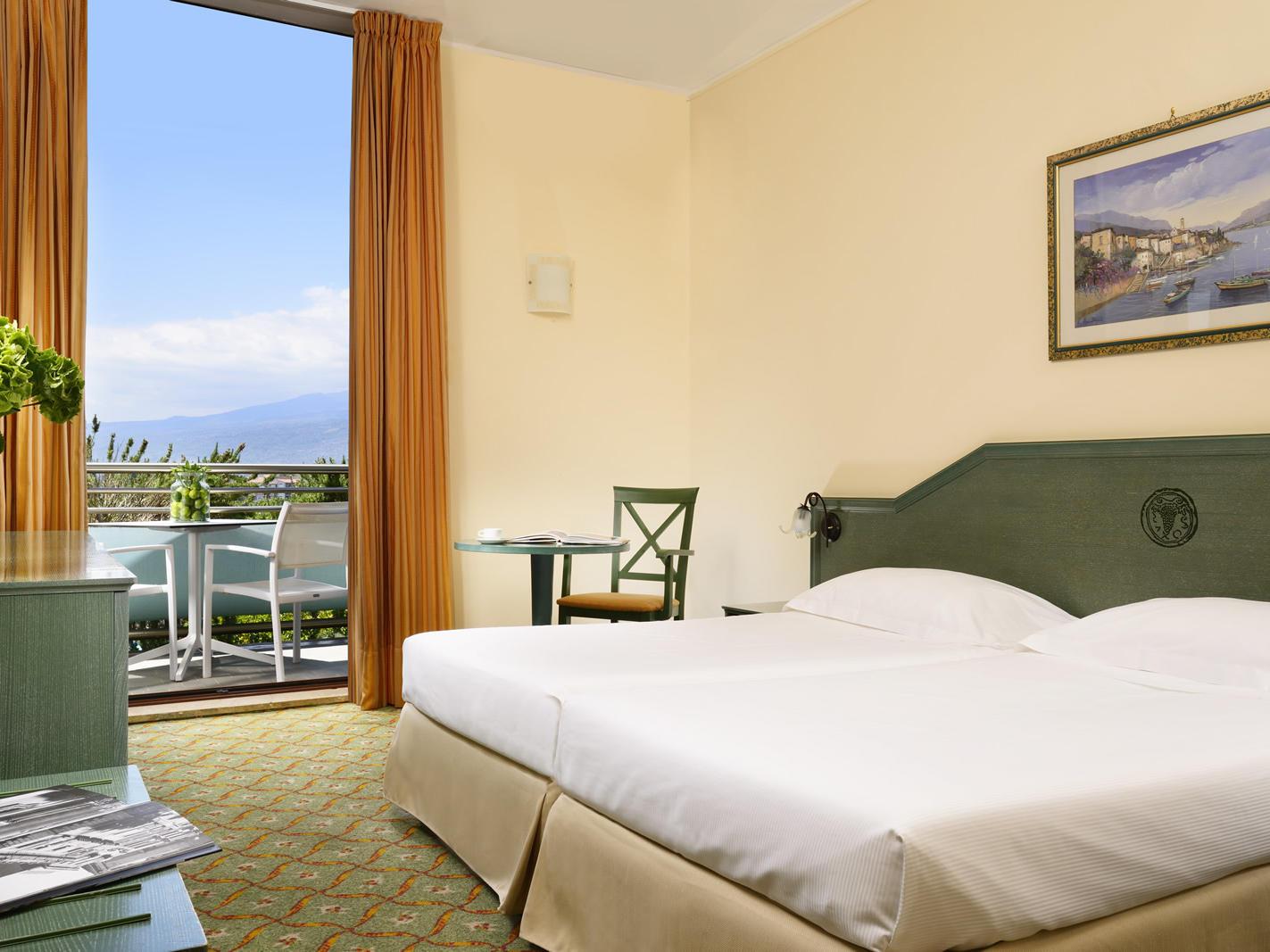 Classic Room | Naxos Beach Sicilia