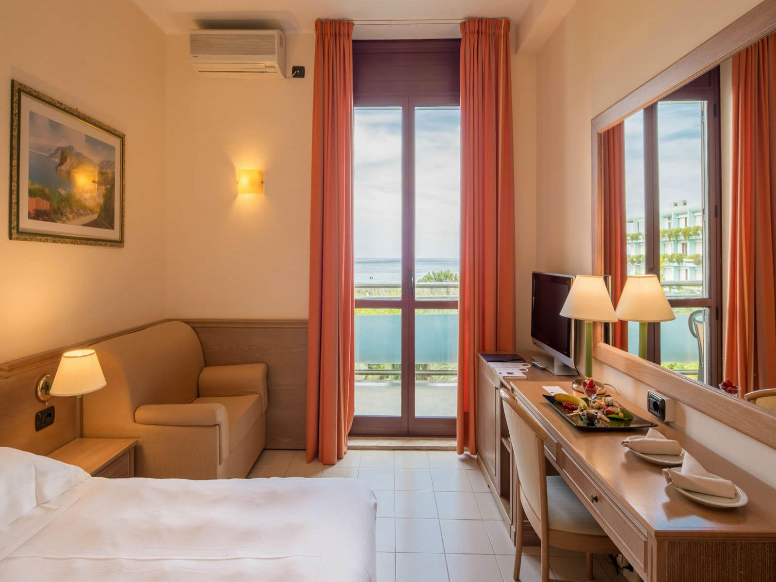Executive Sea View | Naxos Beach Sicilia