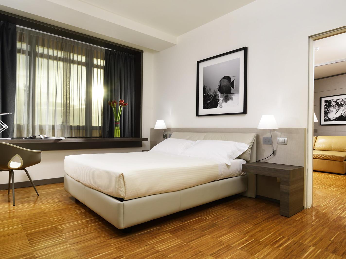 Suite | San Vitale Bologna