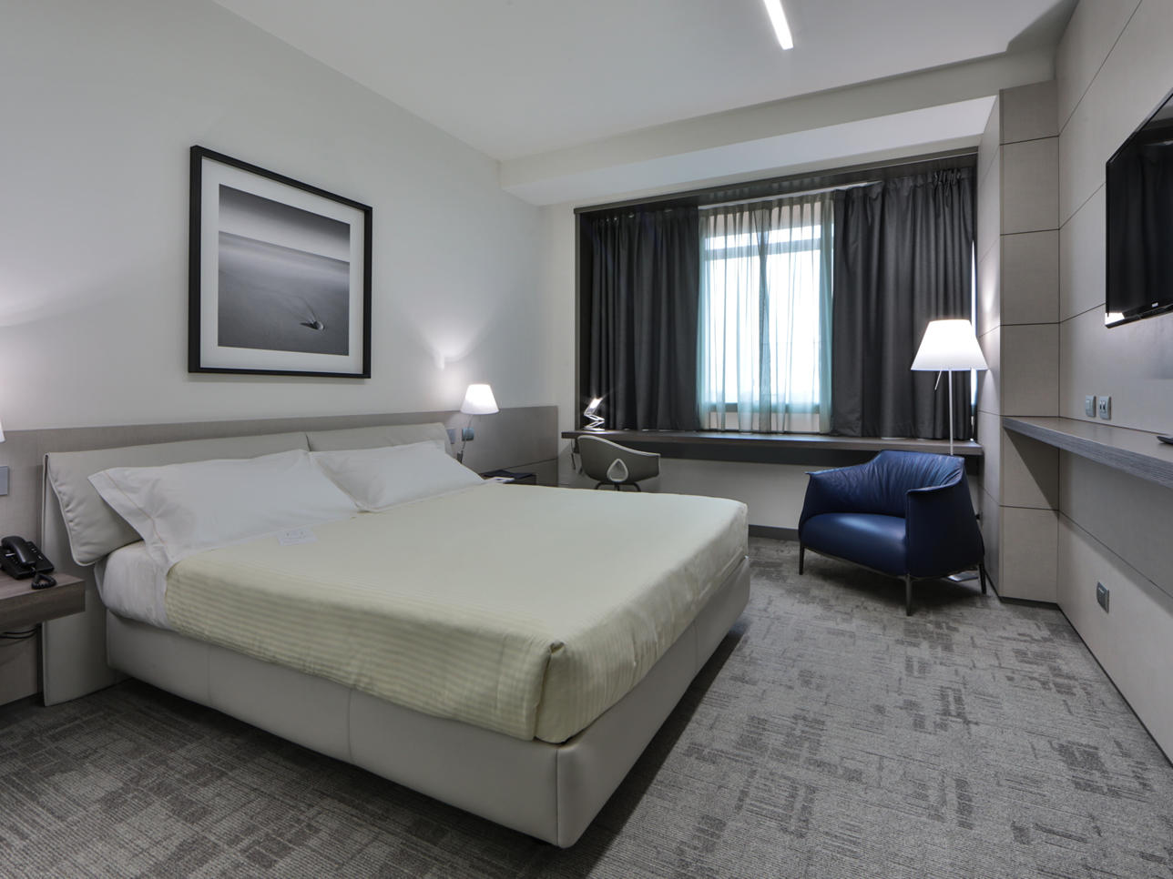 Superior Room | San Vitale Bologna