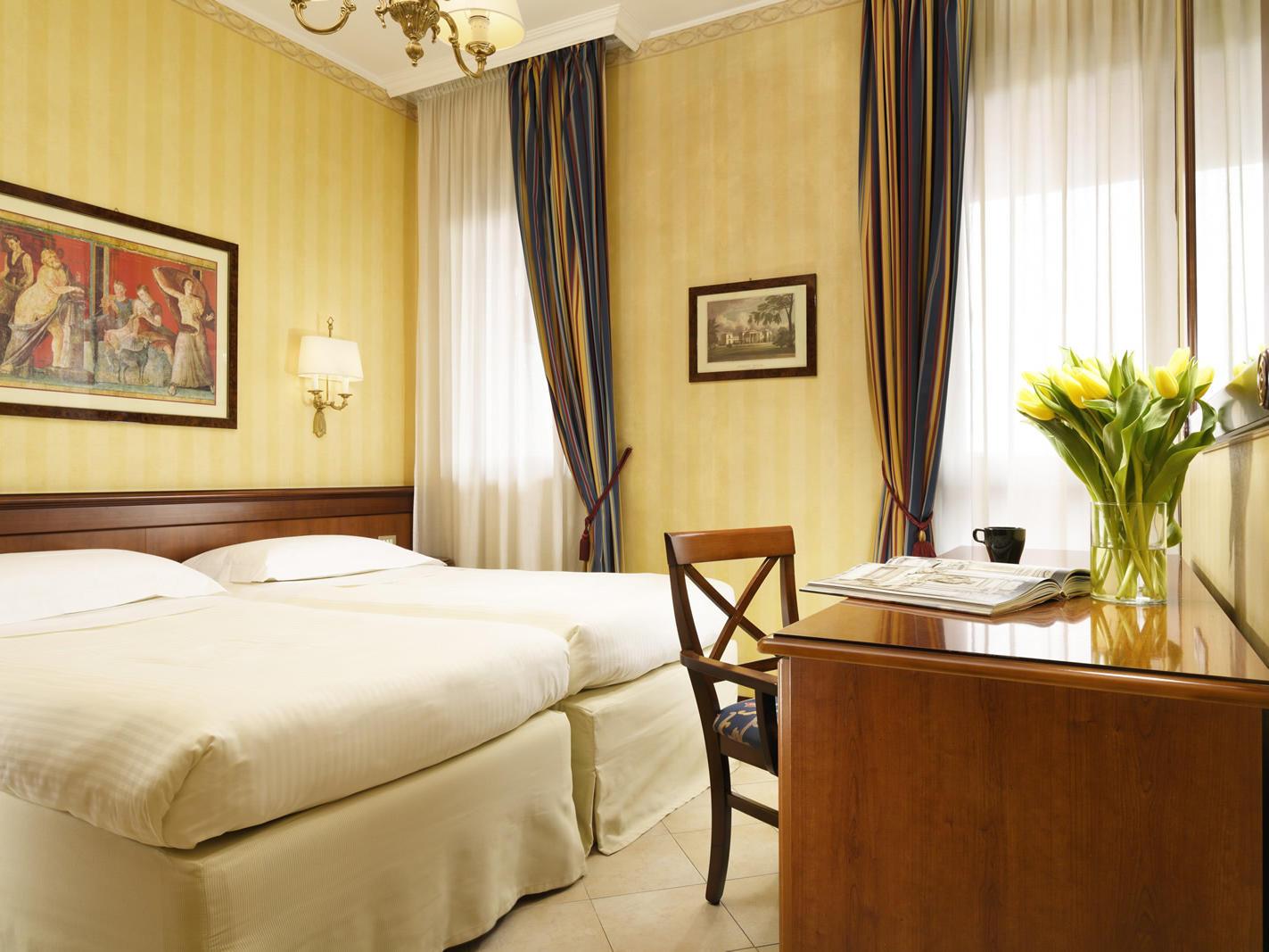 One Bedroom Apartment   Contessa Jolanda Hotel & Residence Milano