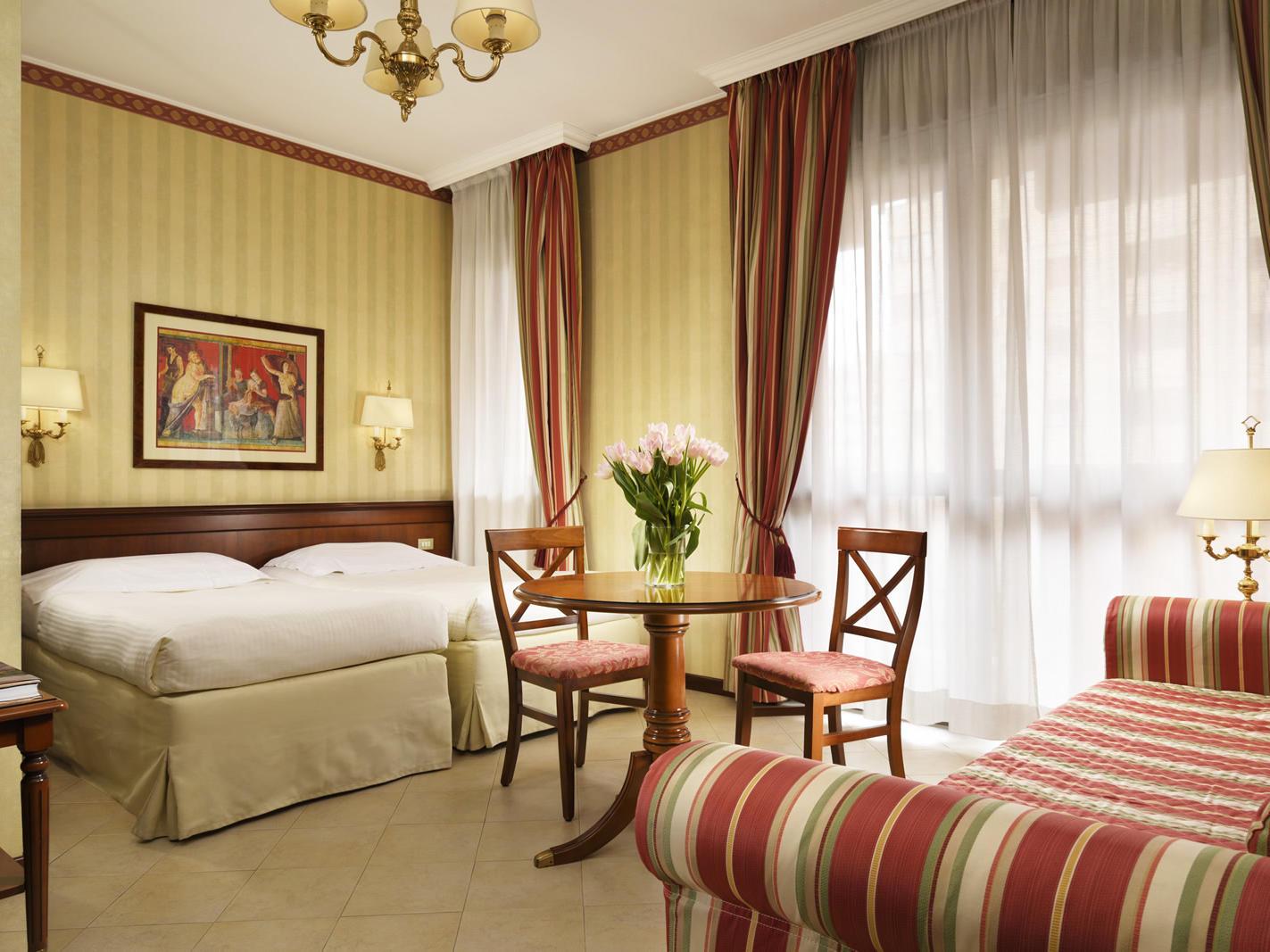 Studio Apartment | Contessa Jolanda Hotel & Residence Milano
