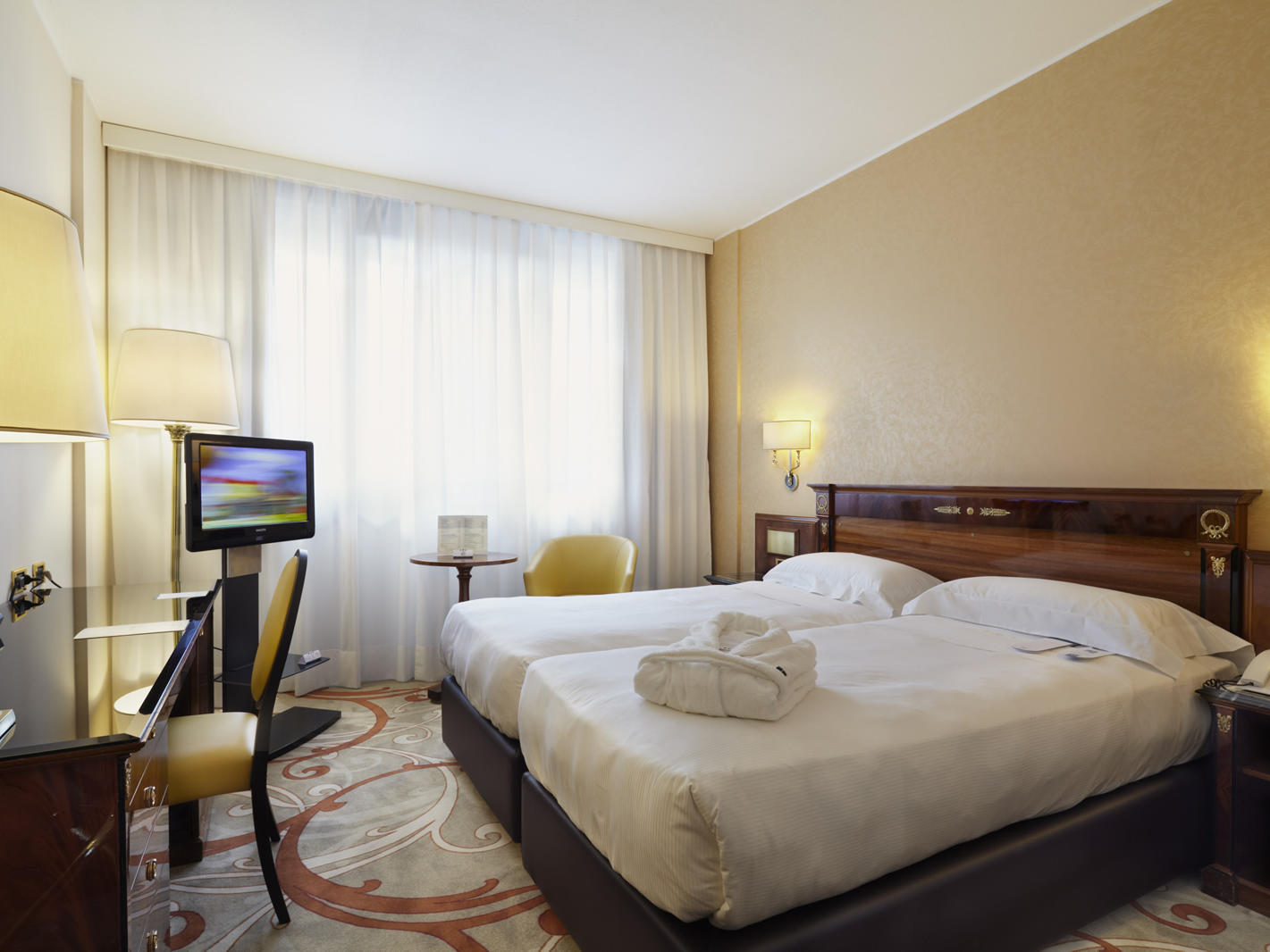 Classic Room | Scandinavia Milano