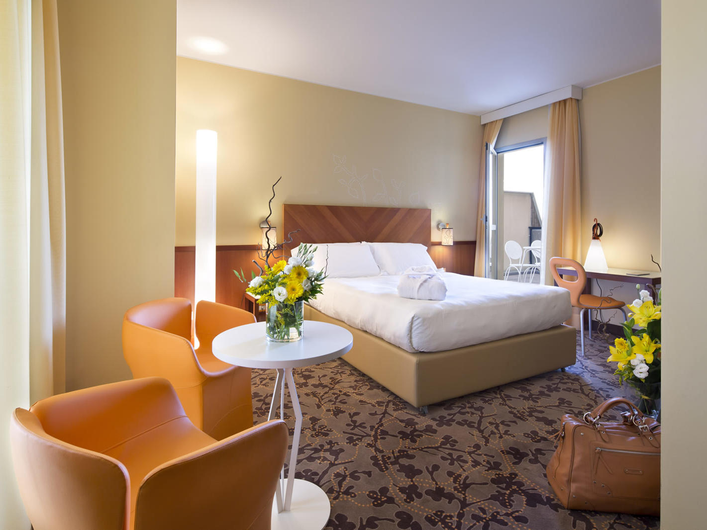 Junior Suite | Mediterraneo Milano