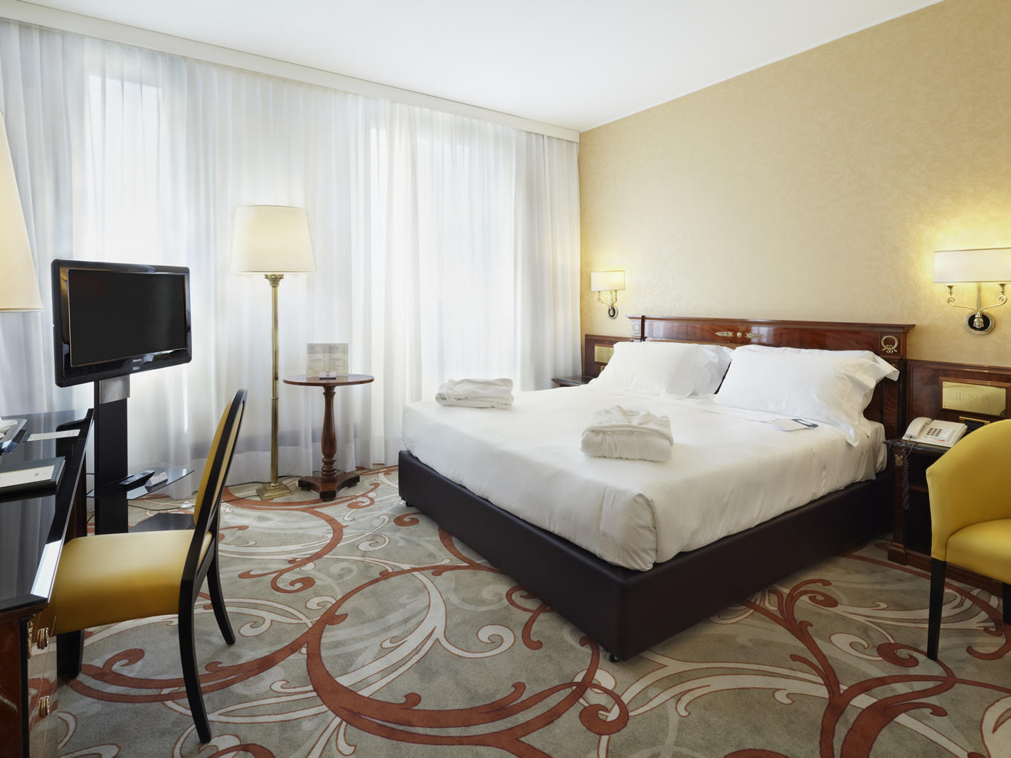 Superior Room | Scandinavia Milano