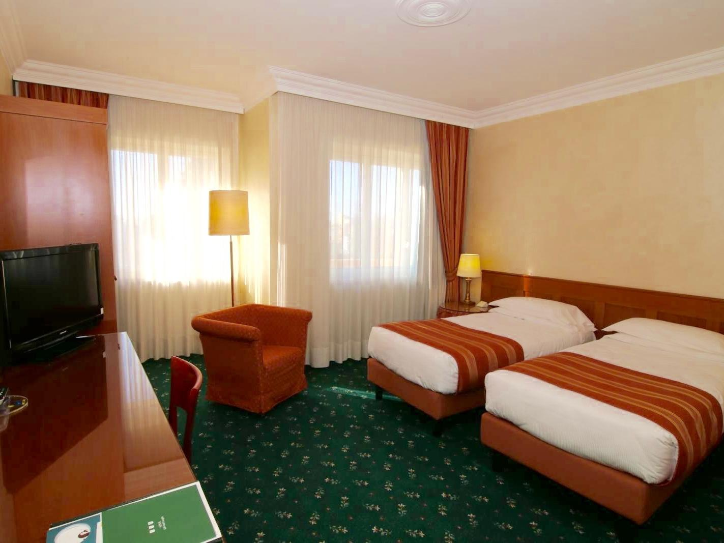 Classic Room | Golf Hotel Cavaglia