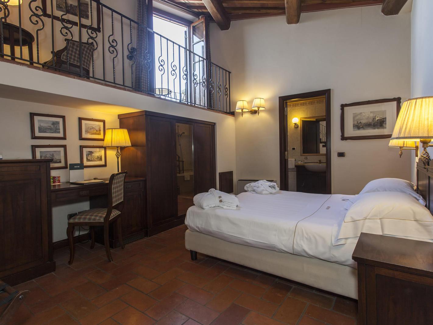 Junior Suite | Palazzo Mannaioni Toscana