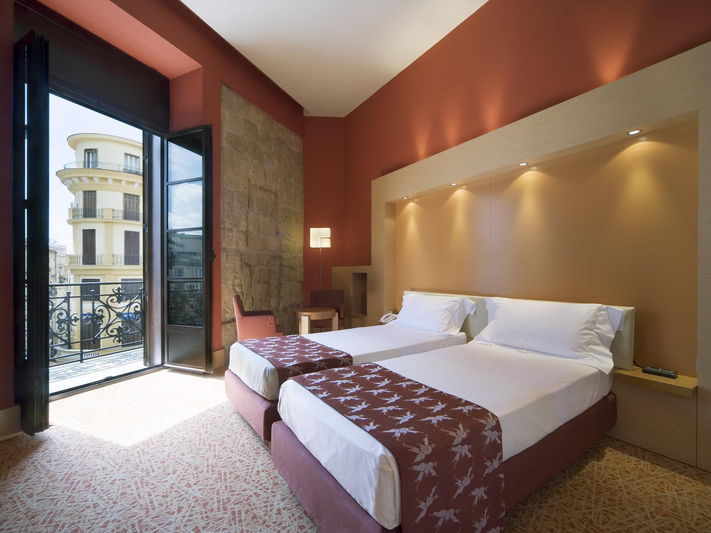 Superior Room | Napoli